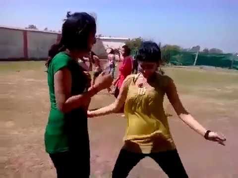 College Girls  Hot Dance Jise Dekhkar Ap Apni Hasi Nahi Rok Paoge By Everything Is Here OK