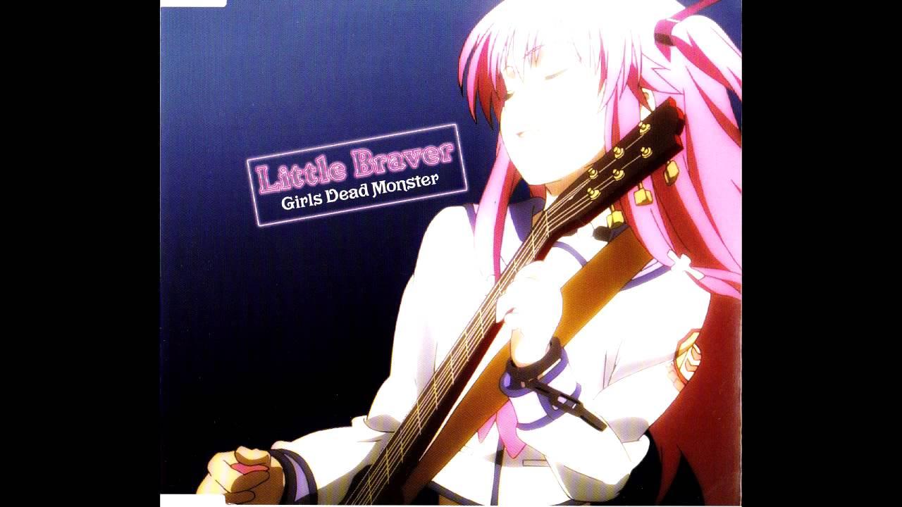 girls-dead-monster-little-braver-kanade-tachibana