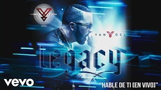 Yandel - Hable de Ti