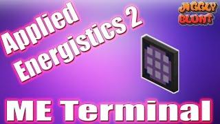 ME Terminal (Applied Energistics 2) | Minecraft Mod Tutorial