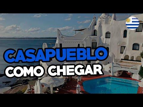Como chegar na Casapueblo - Punta Ballena