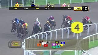 Vidéo de la course PMU CLASS 3- 1100 M (POLYTRACK)