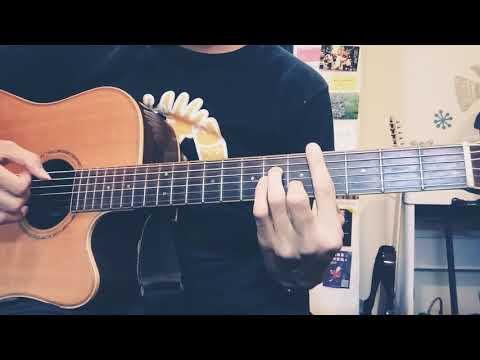 茄子蛋 - 日常|吉他 Cover By Kkn
