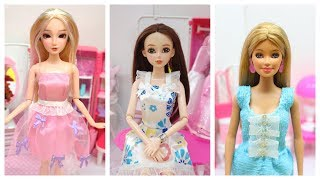 ???? Barbie Clothes Life Hacks ???? Easy Doll Crafts - Amazing Barbie Clothes Diy Ideas for Teenagers