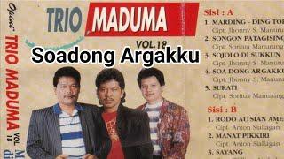 Soadong Argakku Lirik Arti - Trio Maduma Lagu Batak Nostalgia.mp3