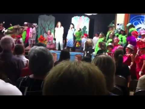 """""""Wendy"""" - Sicomac production of Peter Pan"""