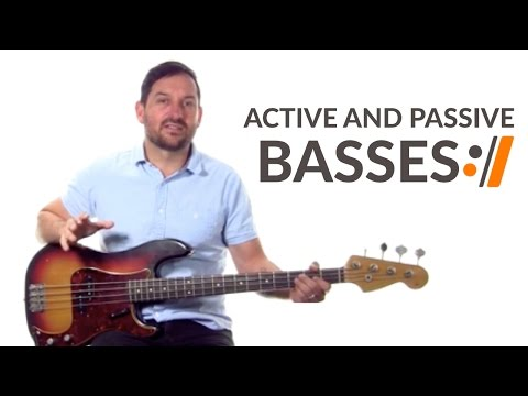 active-and-passive-basses