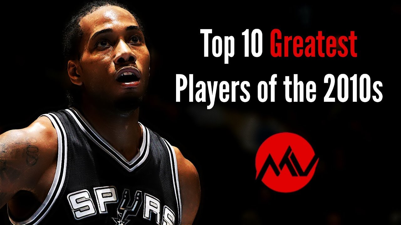 32843c9ccaae Top 10 Greatest NBA Players of the 2010s - YouTube