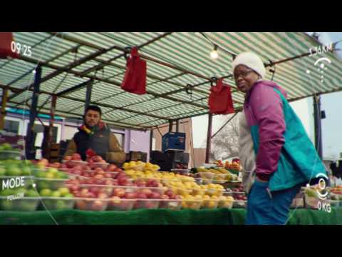 Innovation at Street Level - At the Market