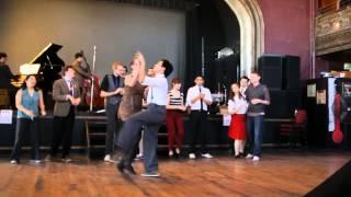 Savoy Swing Jam 2013: Open Jack & Jill Finals