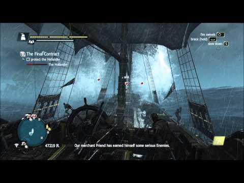 Assassins Creed IV -- Naval Contracts 8 of 8 -- Serranilla