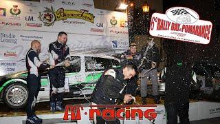 6° Rally Day di Pomarange - M.Targon A.Prizzon #2 - Clio S1600