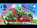 Super Smash Bros Ultimate Direct 8.8.2018 - King K Rool - Reaction Compilation