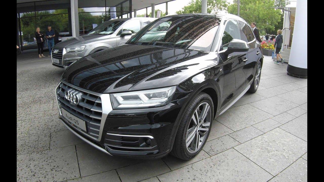 Audi S Line Interior