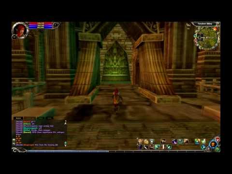 Runes Of Magic - Rogue / Druid Leveling