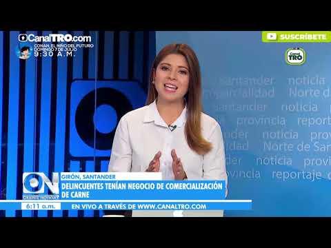 Oriente Noticias primera emisión 03 de julio