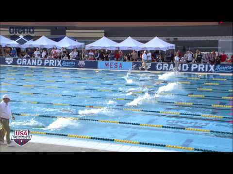 Men's 100m Butterfly A Final - 2013 Arena Mesa Grand Prix