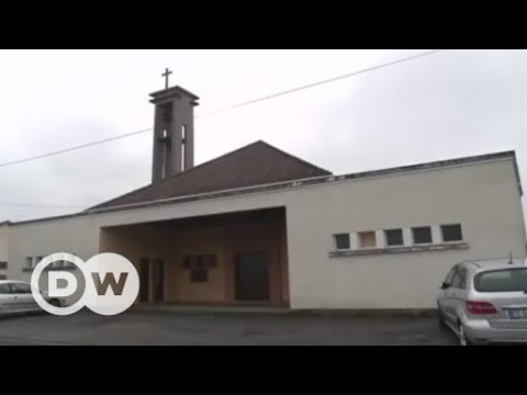 France: Churches into