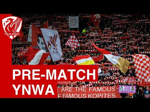 Liverpool 3-0 Man City | You'll Never Walk Alone Pre Match