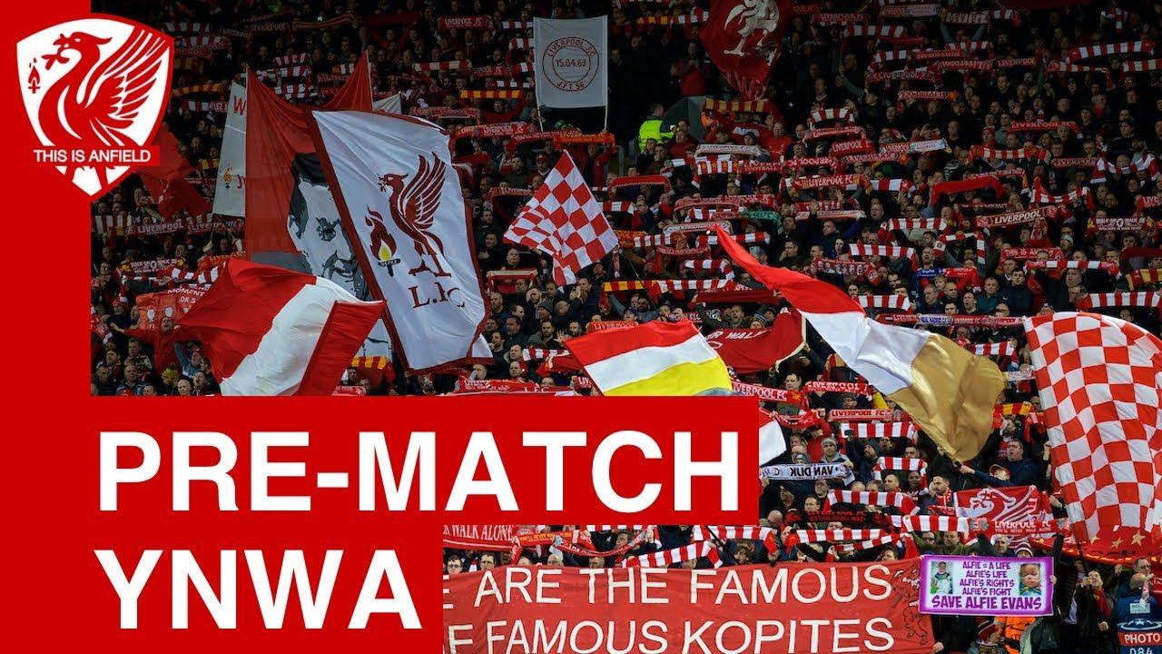 Liverpool 3 0 Man City You Ll Never Walk Alone Pre Match