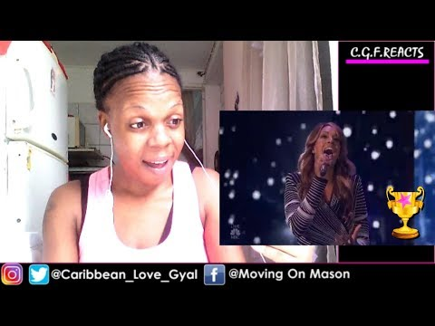 Caribbean Girl Flow Reacts:GLENNIS GRACE LIGHTS UP THE AGT FINALS WITH OUTSTANDING PERFORMANCE !!