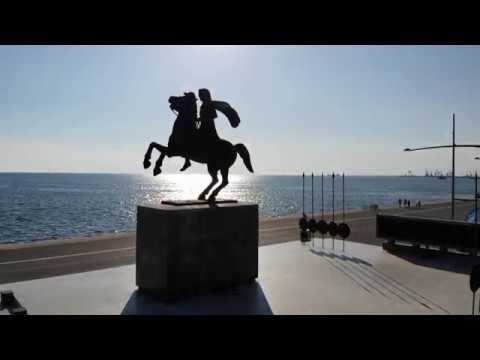 Thessaloniki - The City that Never Sleeps | Top Attractions | Greece | 4K