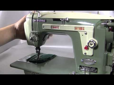 new model sewing machine