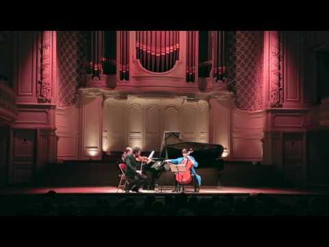 II Salle Gaveau F Schubert Trio Op 100 Andante con moto