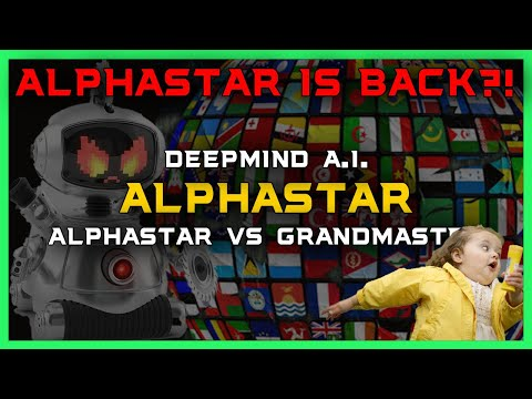AlphaStar Vs Grandmaster [PvZ] Deepmind A.I. Starcraft 2