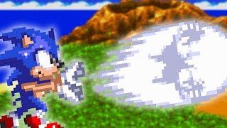 Sonic 3 Knuckles Hadouken