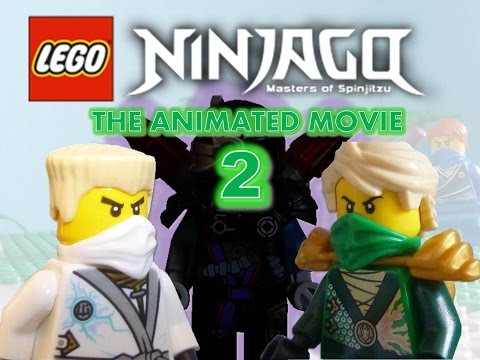 LEGO Ninjago - The Animated Movie 2 - Day of the Nindroids