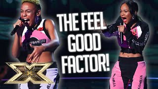 The FEEL GOOD Factor! | The X Factor UK