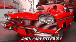 John Carpenter's Christine 1983 Soundtrack Theme Song REMIX
