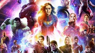 Avengers 4: ENDGAME (TRAILER #3) - Marvel Robert Downey, Brie Larson Movie Concept Trailer Fanmade
