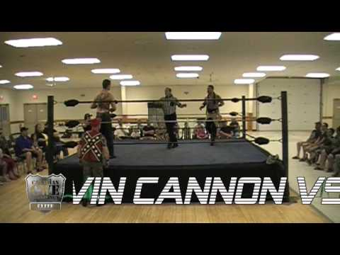 CWE TV - GABRIEL & ELGIN VS OWENS & COLTON