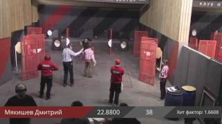 Мякишев Дмитрий упражнение Cat carry.