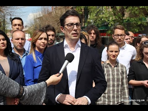 Пендаровски: По следните демократски избори ќе има нова, одговорна власт