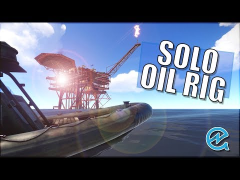 Solo Oil Rig - Rust thumbnail