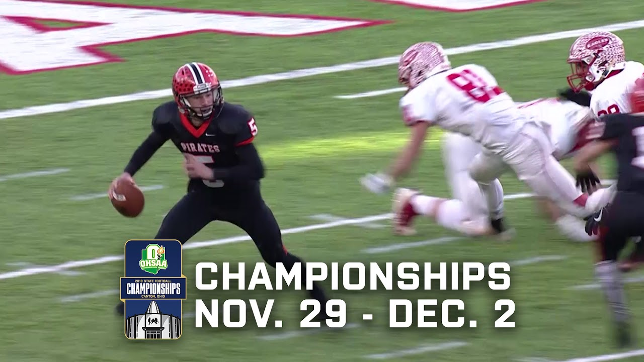 2018 OHSAA Football State Playoffs Coverage