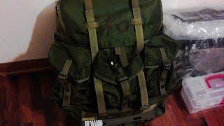 Mochila ALICE Pack Medium + Frame (armazón)