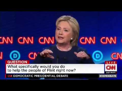 CNN Democratic Presidential Debate March, 6, 2016