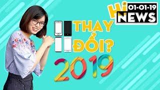 Galaxy Flex 3 camera sau, Mong đợi gì smartphone 2019? I Hinews