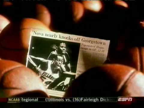 1985 Villanova - NCAA Championship Game Recap