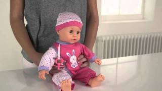 Chad Valley Babies to Love Lily Interactive Doll - Argos Toy Unboxing