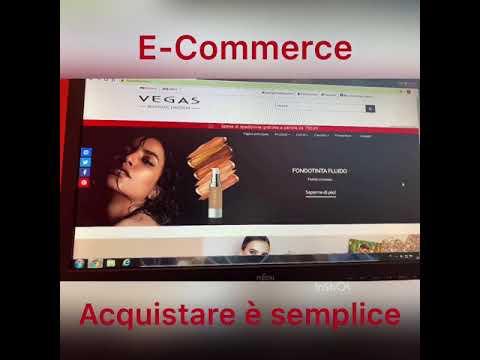 E-Commerce 💻 VEGAS COSMETICS