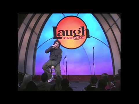 John Mayer doing stand up comedy