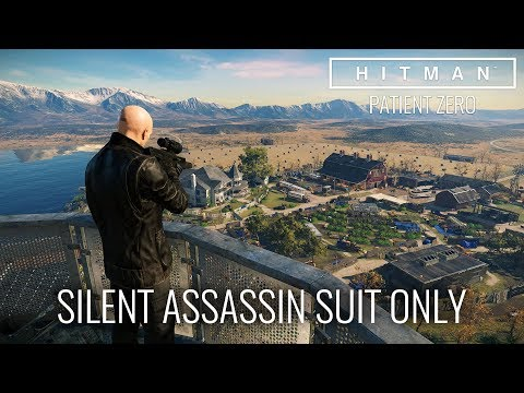 HITMAN™ Patient Zero - The Vector, Colorado (Silent Assassin Suit Only)