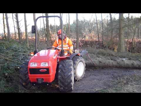 Bespoke Community Development Company Tractor