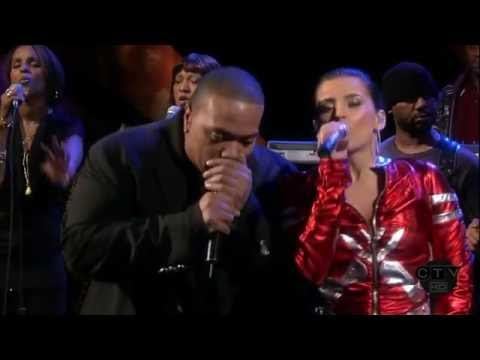 Nelly Furtado & Timbaland - Give It To Me (The View 2007)
