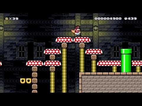 Misc Computer Games - Super Mario Land 2 - Pumpkin Zone